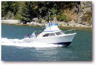 Best places to fish at the oregon coast for Coos bay fishing charters