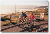 lincoln city biking
