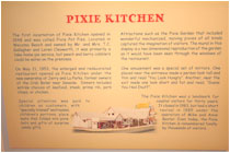 pixie kitchen story