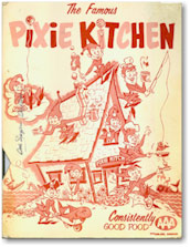 pixie kitchen menu