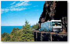 rv rental oregon