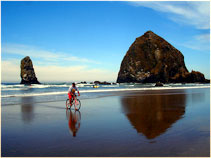best beaches cannon beach