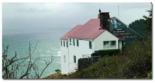 cape foulweather gift shop