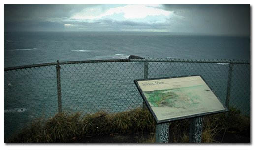 cape foulweather lookout
