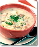 oregon coast clam chowder