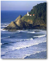 Florence Oregon On The Beautiful Central Oregon Coast