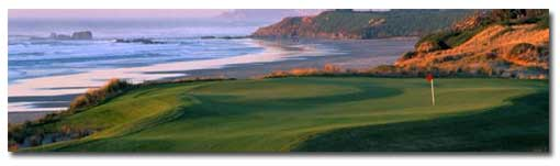 oregon coast golf course