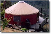 oregon coast yurts